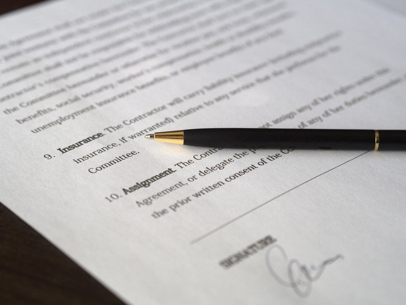 CONTRACT BASICS: FIVE THINGS EVERY GOOD CONTRACT SHOULD HAVE